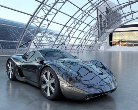 Lotus versiegelung auto